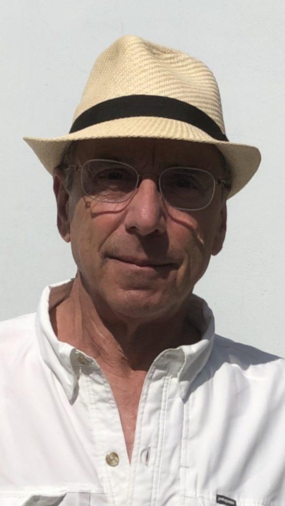 William Ludel in hat