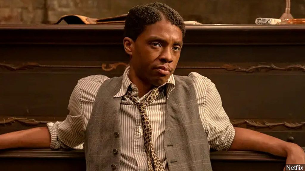 Actor Chadwick Boseman was the first African American nominated posthumously for an Oscar, recognized this spring for his performance in Netflix's musical drama, Ma Rainey's Black Bottom (2020).