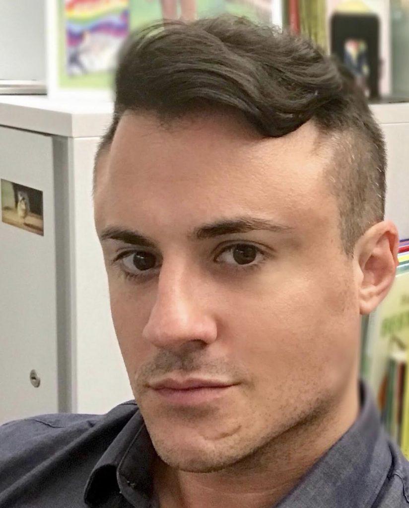 Headshot of Michael Joosten