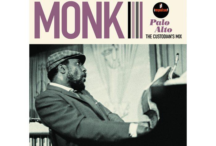 Cover of Thelonious Monk album