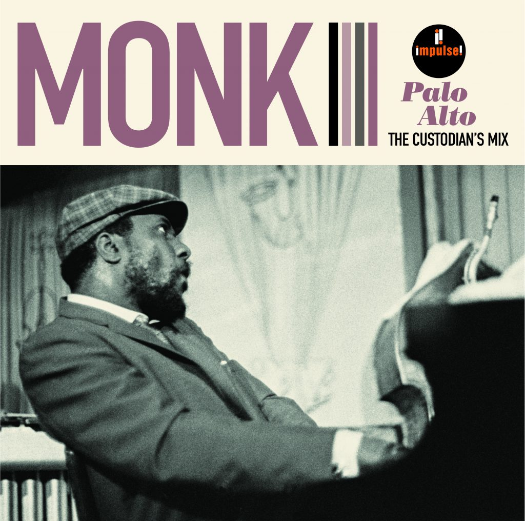 Jazz great Thelonius Monk sits