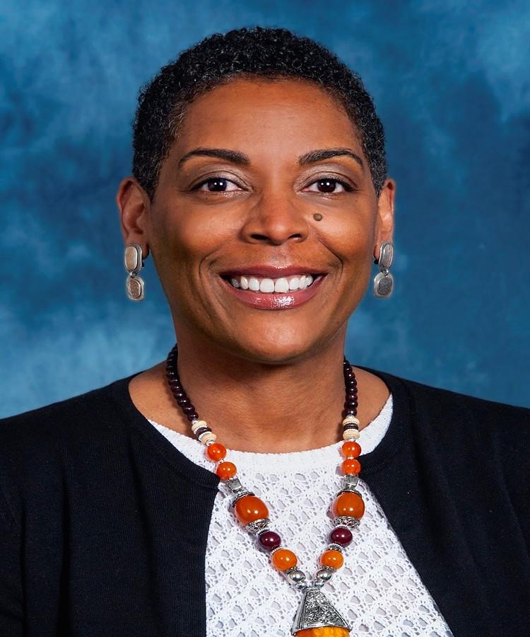Valerie Johnson head shot